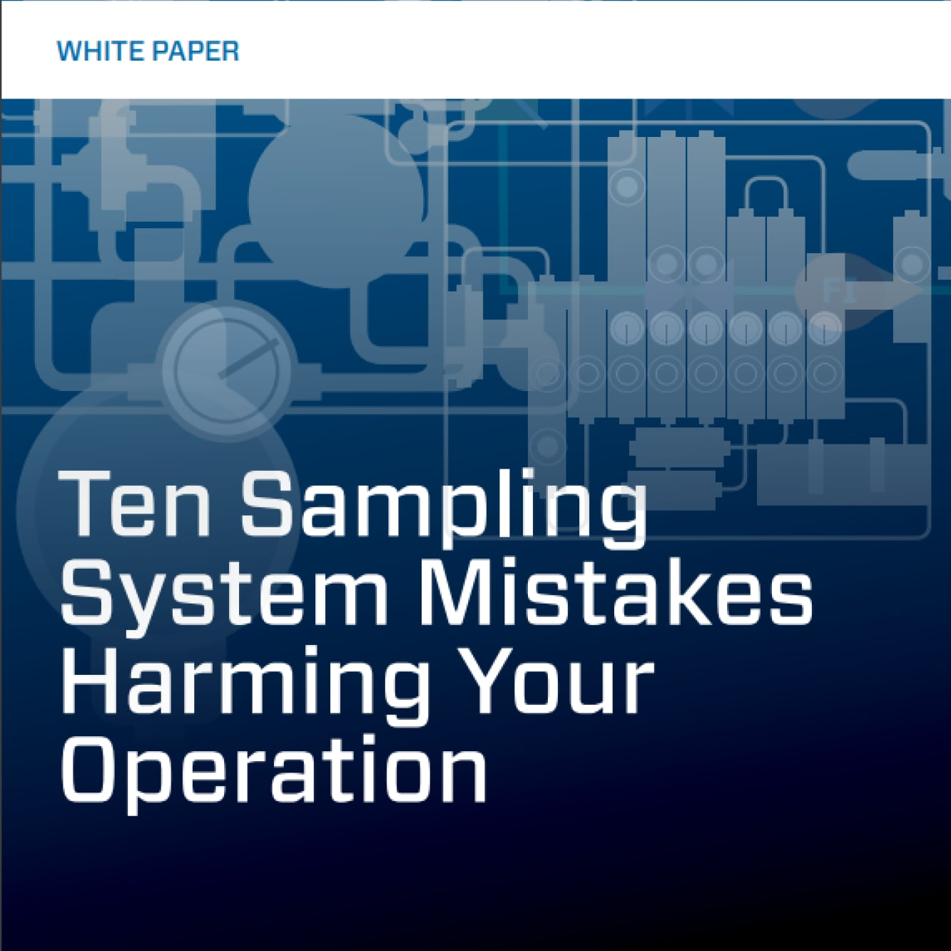 Sampling System Mistakes