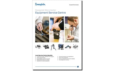 Equipment Service Centre